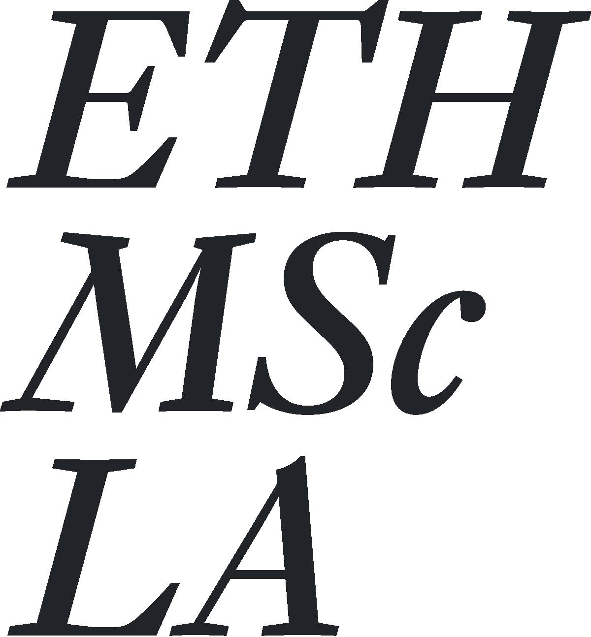 ETH MScLA